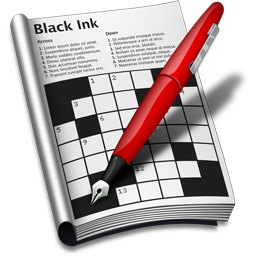 Large icon for Black Ink application