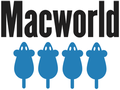 Macworld 4 Mice Award Graphic