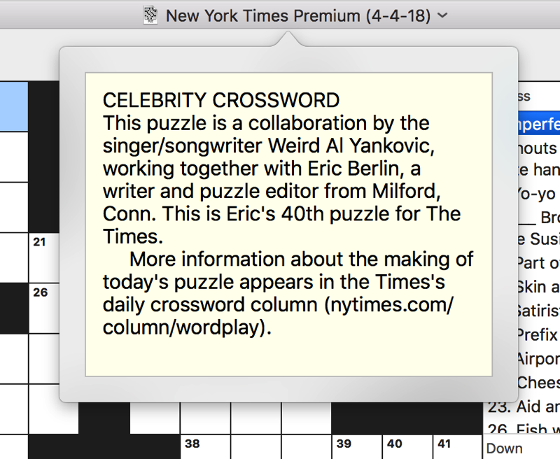 Screenshot of a Black Ink puzzle with notes displayed.