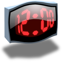 Large icon for FlexTime application