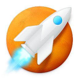 Large icon for MarsEdit application